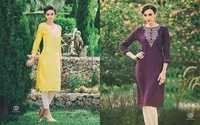 SELFI-KURTI-MANUFACTURER-PRINT-VOL-A CATALOG WHOLE
