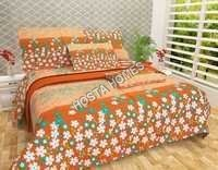 Multicolor Floral Cotton Bed Sheet