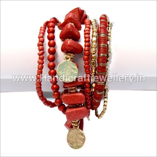 Designer Handmade Wrap Bracelet