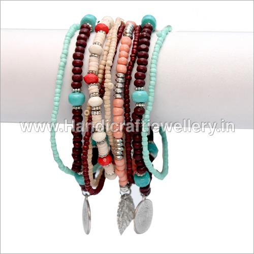 Fancy Wrap Bracelet