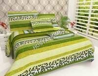 Multicolor New Design Cotton Bed Sheet