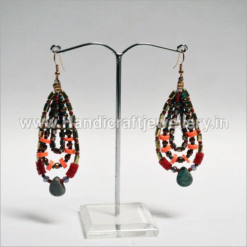 Stylish Beaded Earring