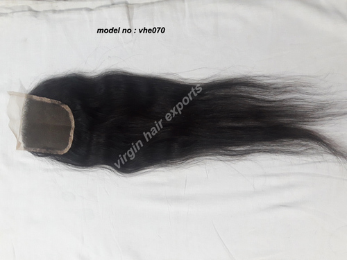 Frontals and closures Raw Hair