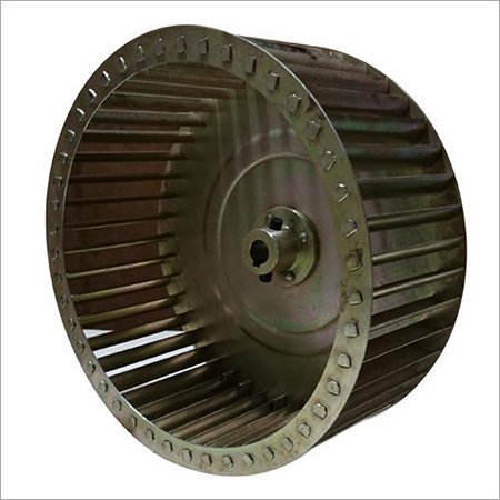 Mild Steel Impeller