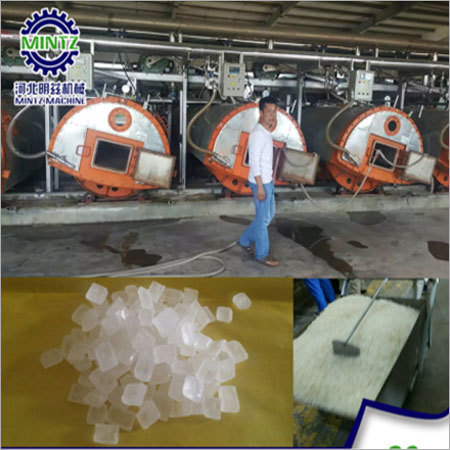 Monocrystal Rock Sugar Making Machine