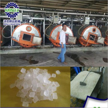 Monocrystal Rock Sugar Making Machine