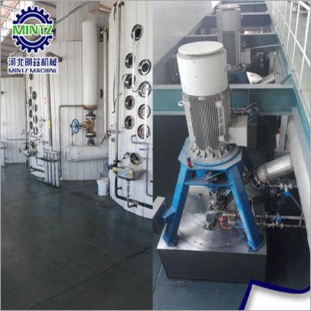 Raw Sugar Refinery Machine