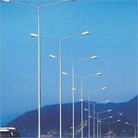 Conical Lighting Pole