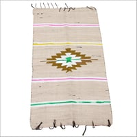 Diamond Design Cotton Dari/ Chindi Rugs