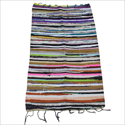 Multi Color Cotton Dari/ Chindi Rugs