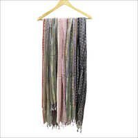 Ladies Dotted Colourful Stole