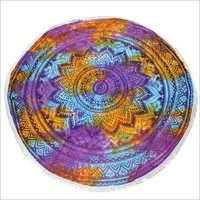 Tie Die Multi Table Cover/ Beach Towel