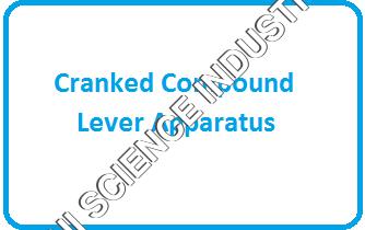 Cranked Compound Lever Apparatus