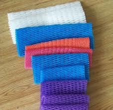 Orange EPE Foam Net