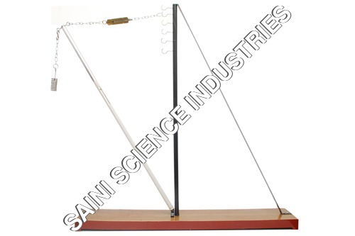 Simple Jib Crane Apparatus