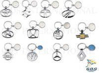Car Logo Keyrings