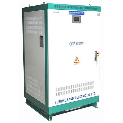 60kva Hybrid System Solar Inverter with Controller