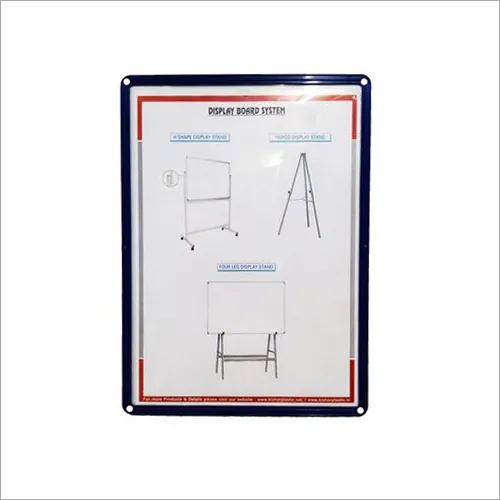 SOP Display Magnetic Folder