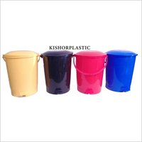 Plastic Biomedical Waste Bin