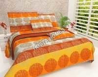 Multicolor Printed New Design Cotton Bed Sheet
