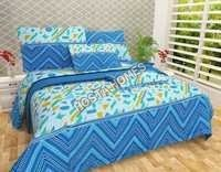 Abstract Cotton Bed Sheet