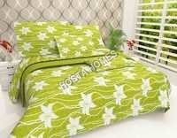 Floral Printed Cotton Bed Sheet