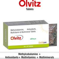 Methylcobalamin + Antioxidants + Multivitamis + Multi Mineral