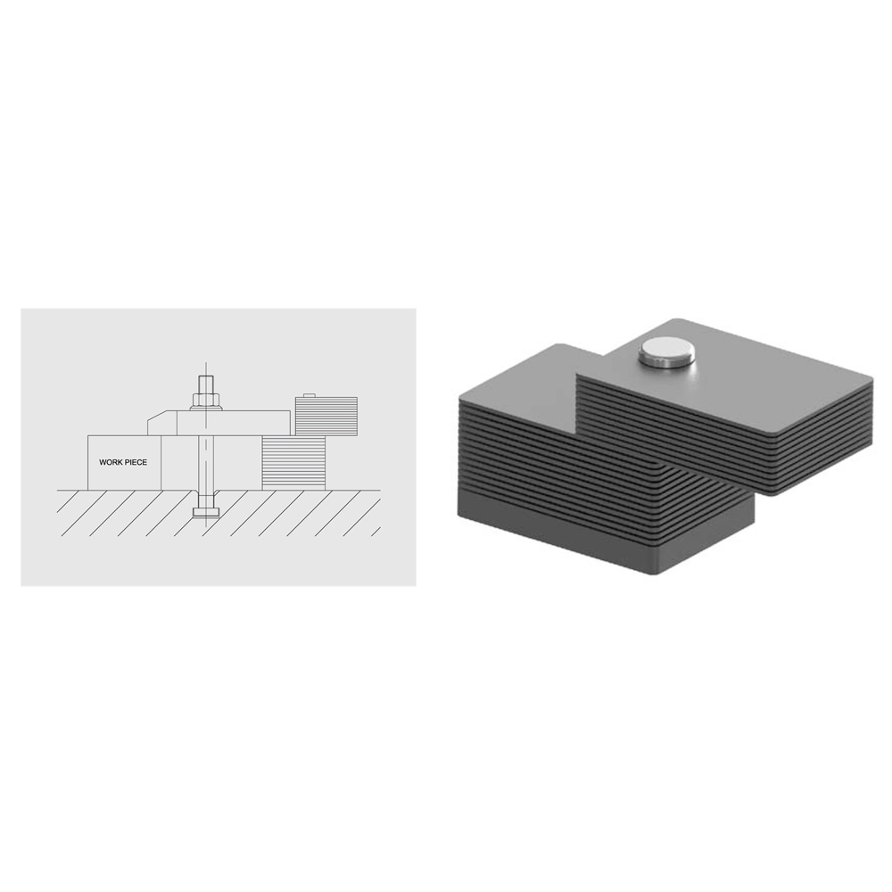 Adjustable Support Plates