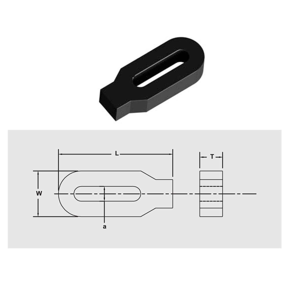 Heavy Duty Special Long Clamp