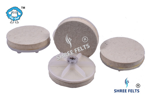 Chakdu / Glass Polishing Disc