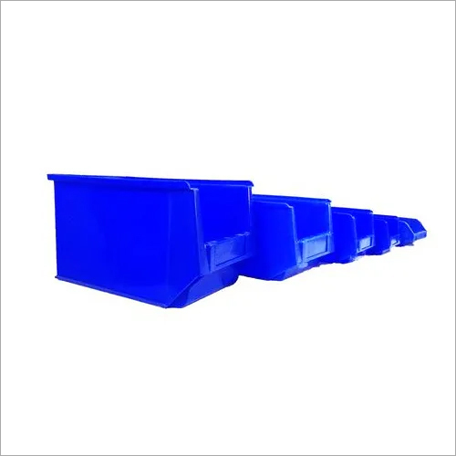 Plastic Stackable Storage Bin