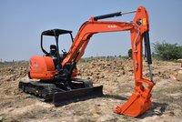 Zx33 Compact Mini Excavator