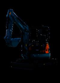 Mini Mining Excavator