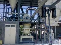 MQW Horizontal Jet Mill