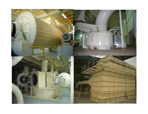 Ball Mill Classifying Production Line
