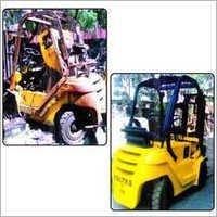 Forklift Overhauling Service