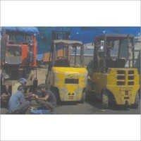 Forklift Modification Services