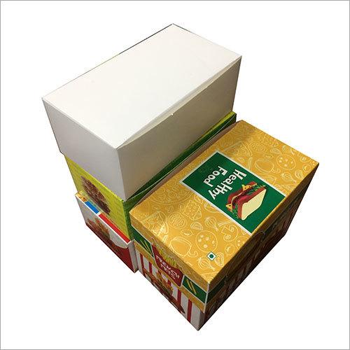 Healty Food Packaging box