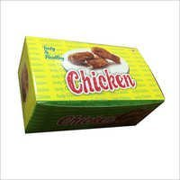 Chicken packaging Box