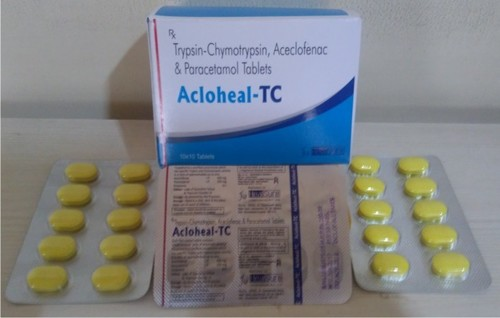 Acloheal-TC Tablets