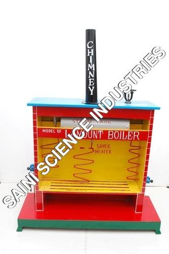 Lamount Boiler model