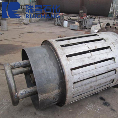 Industrial Auxiliary Combustion Chamber Burner