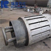 Burner for Auxiliary Combustion Chamber
