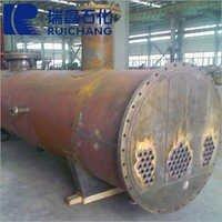 Industrial Sulfur Condensate Cooler