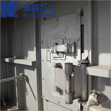 Low Heat Dissipation Manhole Door