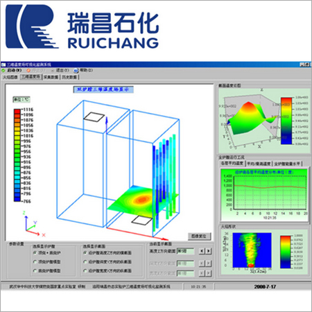Temperature Field Detecting System