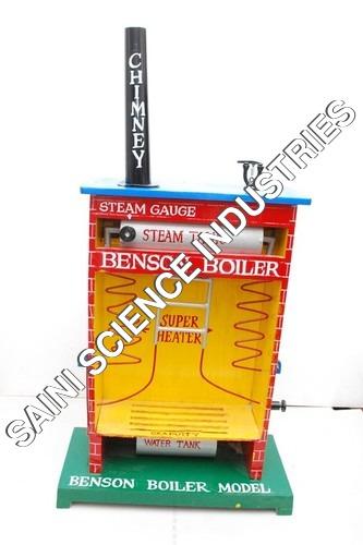 Loeffler Boiler model