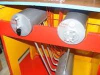 Stirling  Boiler model