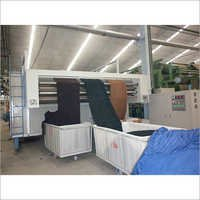 Fabrics Dryer For Tubular Open Knit Fabrics