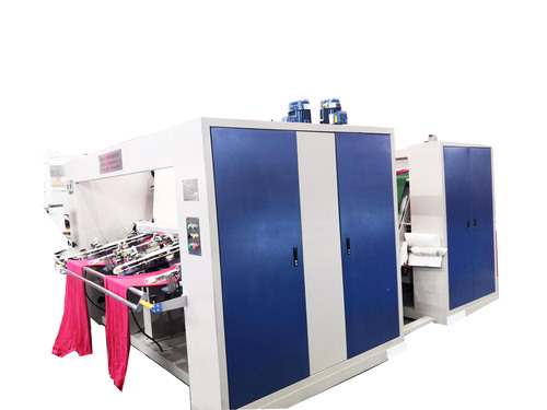 Circular compactor compacting machine for dyeing finishing